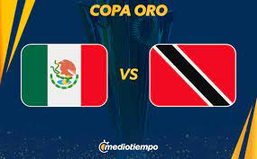 Partido México vs Trinidad y Tobago EN ...