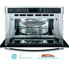 ge profile stainless steel microwave built in series cu ft countertop convection peb9159sjss ge profile stainless steel microwave
