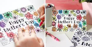 Download and print out one of these delightful, fun, free printables for mom. Free Printable Mother S Day Coloring Page Card Cut Files Too