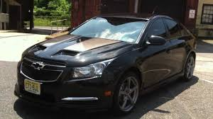 Hooked Up Chevrolet Cruze - YouTube