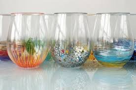 Make Colorful Vases For Your Home