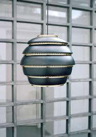 pendant lights designed by alvar aalto pendant light a331 beehive black lacquered 4 pendant light a331 beehive black lacquered 4