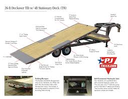 pj wiring diagram wiring diagram for pj gooseneck trailer diagram pj trailers wiring diagram fix trailer lights instructions diagrams