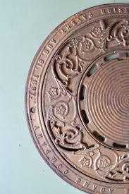 Decorative Metal Grates Decorative Round Grates 5 Styles Industrial Miscellaneous