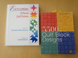 McCall's Design Star Toolbox Tuesday – Design Books | Big Rig ... & The books are Encyclopedia of Pieced Quilt Patterns by Barbara Brackman –  AQS 1993, 5,500 Quilt Block Designs by Maggie Malone – Sterling Publishing  2004, ... Adamdwight.com