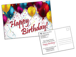 Postcards For Birthday Birthday Cards For Business Can Improve Customer Retention