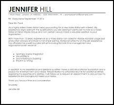 cv video template video editor cover letter sample cover letter templates examples