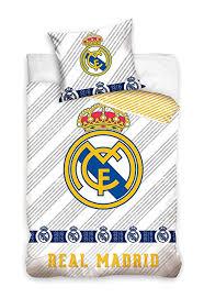 real madrid club cr7 ronaldo duvet cover bedding set 100 cotton