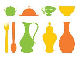 kitchen utensils art. Kitchen Utensils Pack Art