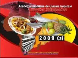Cours Spécial Diététique Et Cuisine Africaine Flvi