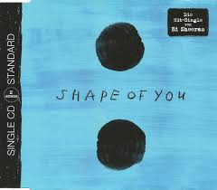 Ed sheeran has painted his new album cover. Ed Sheeran Shape Of You 2017 Cd Discogs