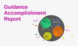 Guidance Accomplishment Report By Emmanuelle Santiago On Prezi