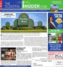 October 2018 Edition Of The Coastal Inside Pages 1 48
