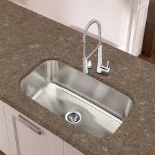 Granite Undermount Kitchen Sinks Hahn Classic Chef 315 X 1838 Single Bowl Undermount Kitchen