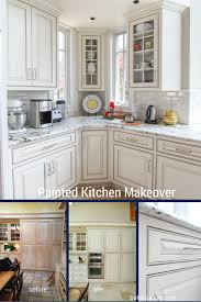 Decorative Kitchen Cabinets Is Kitchen Cabinet Painting A Fad Bella Tucker Decorative Finishes