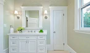 Inset Bathroom Cabinets Interior