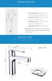 Gappo Bidetarmaturen Dusche Wasserhähne Set Badewanne Mischbatterie Bad Regen Dusche Wasserhahn Waschbecken Mischbatterien Waschbecken Wasserhähne