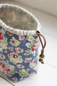 Drawstring Bag Pattern Delectable DIY Tutorial Ideas StepbyStep Ideas Pinterest Drawstring Bag