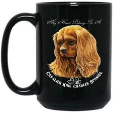image is loading cavalier king charles spaniel gifts my heart ruby