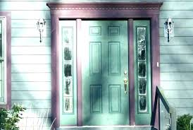 full glass front door exterior door sidelights full glass exterior door home door door exterior door