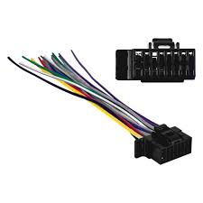 metra� sy2x8 0001 16 pin wiring harness with aftermarket stereo sony 16 pin stereo wiring harness metra� 16 pin wiring harness with aftermarket stereo plugs for sony