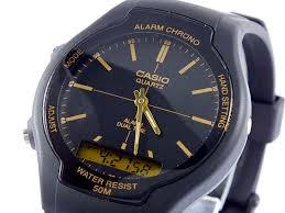pochitto rakuten global market casio casio standard an analog casio casio standard an analog digital watch aw 90h 9e watch watches mens