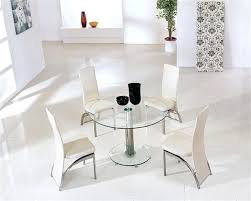 round glass dining table small round glass top dining table designing home ultra modern of glass round glass dining table