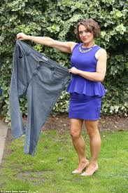 catherine powell from alsager cheshire lost ten stone after ing a 20 exercise bike