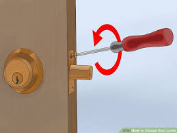 door locks. Image Titled Change Door Locks Step 15 O