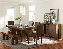 Walnut Living Room Furniture Sets Homelegance Sedley Dining Set Walnut D5415rf 78