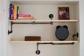Pipe Furniture Gas Pipe Furniture Desk Shelf By Juan Boada At Coroflotcom