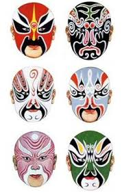 chinese opera makeup meaning. chinese opera makeup meaning