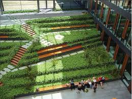 Roof Garden Design at Biological Institutes of Dresden University of  Technology by Gerber Architekten.: