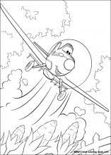 Small Picture Planes coloring pages on Coloring Bookinfo