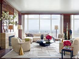 Nyc Penthouses For Parties Jewelry Designer Kara Rosss Glamorous Penthouse In New York City