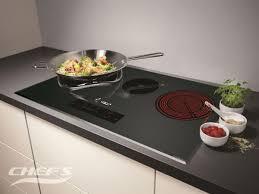 Review và ảnh thực tế bếp điện từ Chefs 3 vùng nấu EH-MIX533