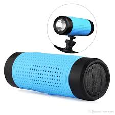 Waterproof Speaker With Lights 2019 Outdoor Sports Speaker Bluetooth Wireless Portable Waterproof With Led Light Speakers Style In Long Service Life From Easehome 13 57