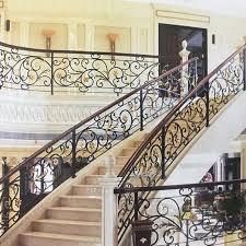 Custom made wrought iron railing by san marcos iron doors. European Luxury Metal Railing Outdoor Stairs Designs In Iron Wrought Iron Stair Railing Buy Wrought Iron Stair Railing Metal Railing Outdoor Stairs Stairs Railing Designs In Iron Product On Alibaba Com