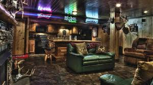 man cave. The Hunters Dream Cave Man