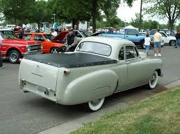 From The CC Cohort: 1950 Chevrolet Fleetline Deluxe | 50 chebby ...