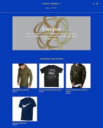 Unique Apparel Designs Unique Apparel 7 For Sale Buy An Online Business