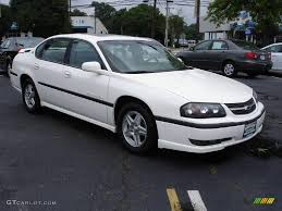 2003 White Chevrolet Impala LS #13292768 Photo #2 | GTCarLot.com ...
