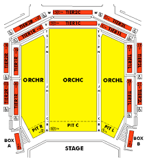 Broward Center Amaturo Seating Chart Ticket Solutions