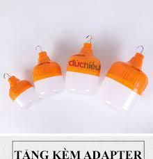Bóng đèn tích điện 150w, bóng đèn LED sạc tích điện, đèn sạc, đèn măng  xông. Nhỏ gọn, Tiện lợi, Bền bĩ
