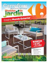 Carrefour Ofertas Y Productos Para El Jard N Catalogo Io