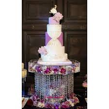 crystal cake stand wedding cake stand with crystals chandelier acrylic beads cupcake stand dessert stand