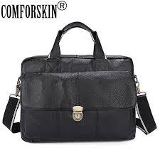 <b>COMFORSKIN Brand</b> Premium 100% <b>Genuine Leather</b> Magnetic ...