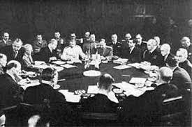 Реферат СССР в международных конференциях второй мировой войны  Потсдамская конференция В
