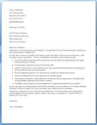Spa Manager Resume Spa Director Resume Spa Manager Cover Letter In
