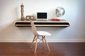 office wall desk. Home Office Wall Desk L